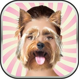 Animal Head Photo Montage Maker – Best Funny Face Changer and Pic Editor with Cool Sticker.s