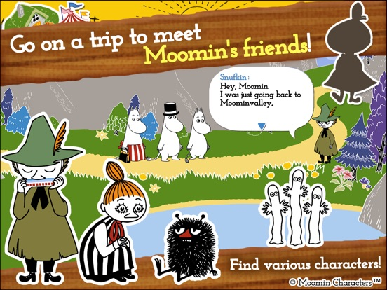 Скачать игру MOOMIN Welcome to Moominvalley