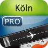 Köln Bonn Flughafen Pro (CGN) Flug Tracker