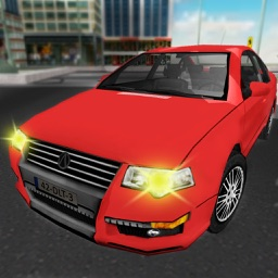 Real Car Parking Simulator 3D - Luxury Cars Driving & Parking Test Game