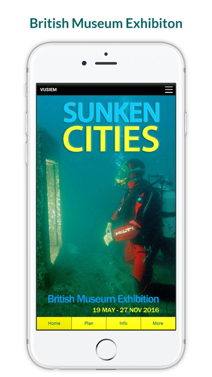 Sunken Cities: British Museum screenshot-0
