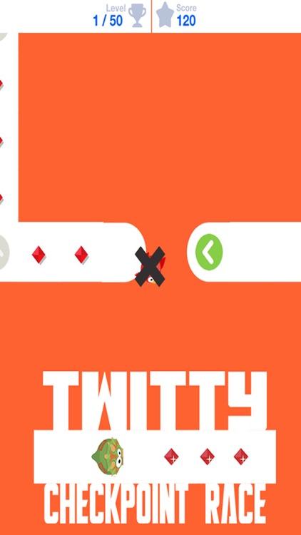 Twitty Checkpoint Race screenshot-4
