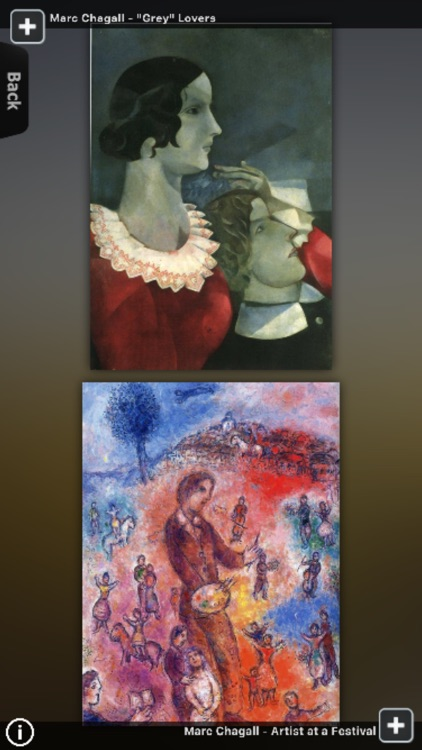Marc Chagall Art Info screenshot-0