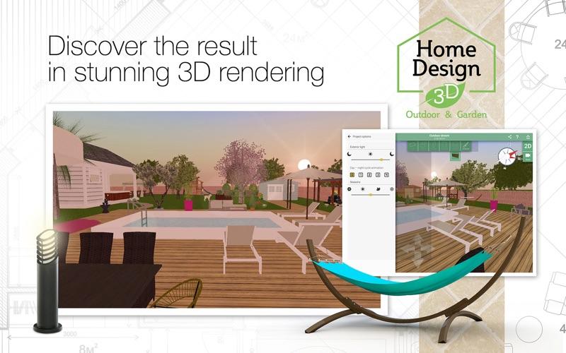 Home Design 3D Outdoor&Garden screenshot 5