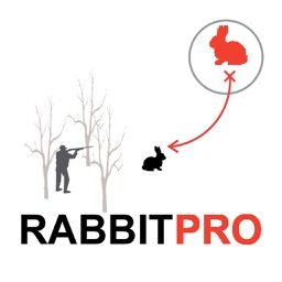 Rabbit Hunt Planner for Rabbit Hunting & Small Game Hunting --(ad free)