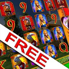 Activities of Alice Gold Wonderland Slots
