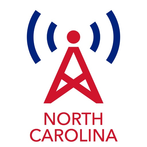 North Carolina Online Radio Music Streaming FM iOS App
