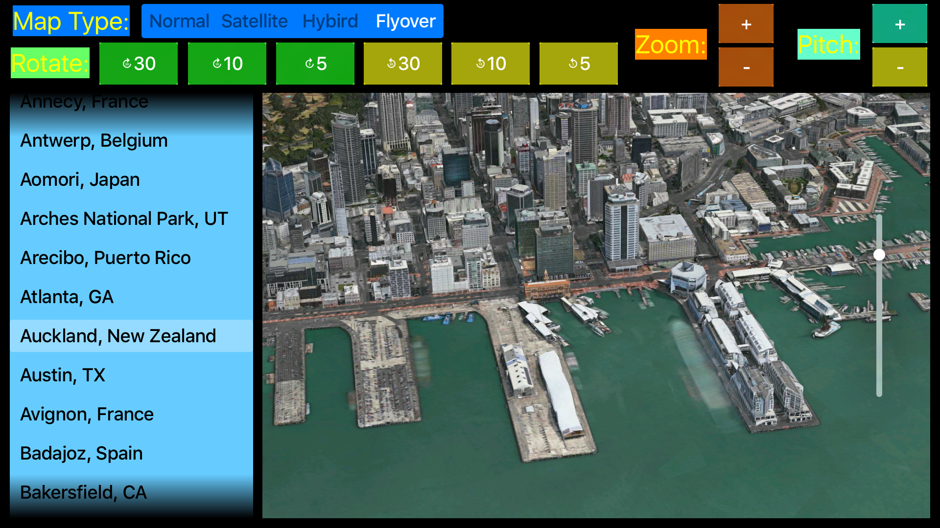 3D Cities and Places Pro screenshot 14