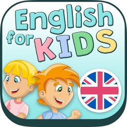 English learning for kids - Vocabulary and games to learn words