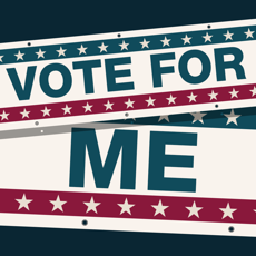 Activities of Vote for Me 2016