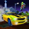 Psychotropic Games - Drift Cars Vs Zombies - Kill eXtreme Undead in this Apocalypse Outbreak Racing Simulator Game Pro artwork