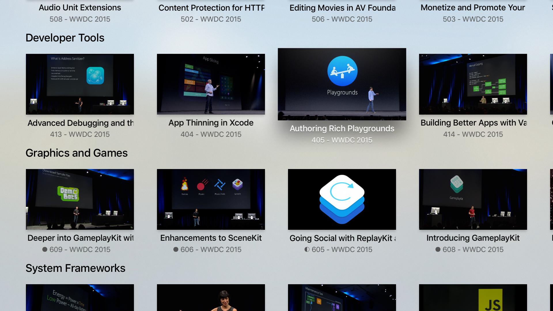 Apple Developer screenshot 17