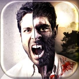 Werewolf Camera Photo Booth - Vampire Photo Effect for