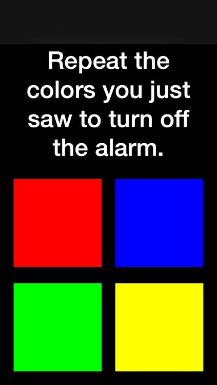 Memory Alarm Clock