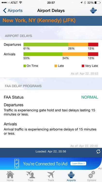 Flightview - Flight Tracker screenshot-4