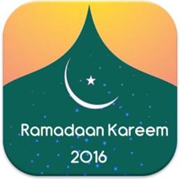 Muslim Prayer Times (Free) - أوقات الصلاة with Ramadan Time Table رمضان