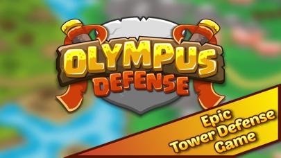 Olympus Defense TD. Fury Rome Gods Rising In Divine Dawn Strategy screenshot one