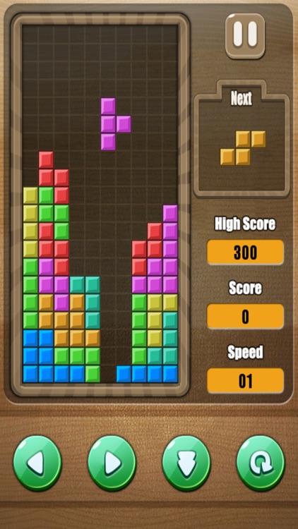 Brick Classic - Block Puzzle, Quadris Legend