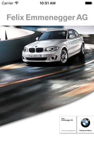 BMW Emmenegger - náhled