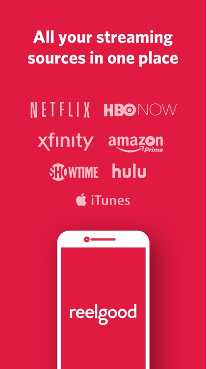 Reelgood - TV Guide for Streaming