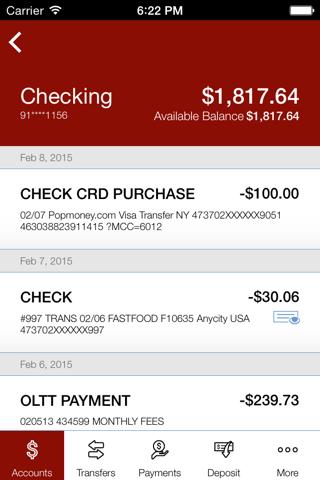 First Bank and Trust NOLA screenshot 4