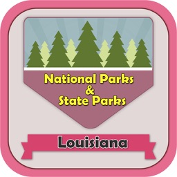Louisiana - State Parks & National Parks