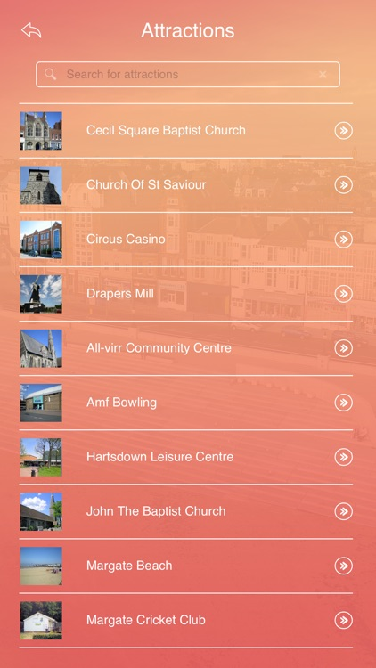 Margate City Guide