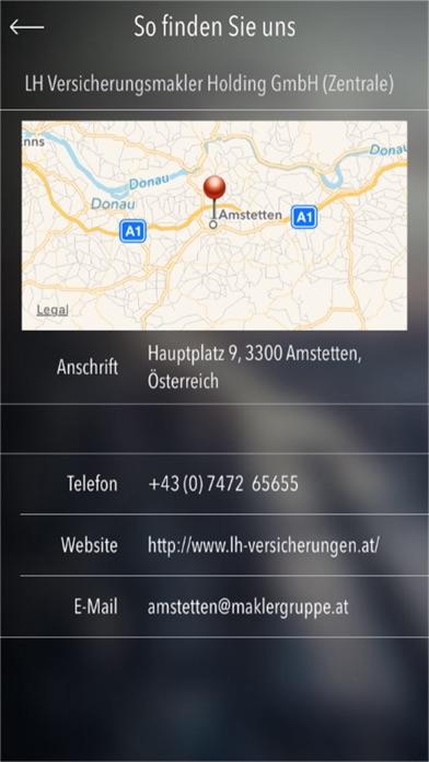 LH VersicherungenScreenshot von 4