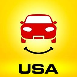 i SpeedCam USA (Speed Camera Detector with GPS Tracking)