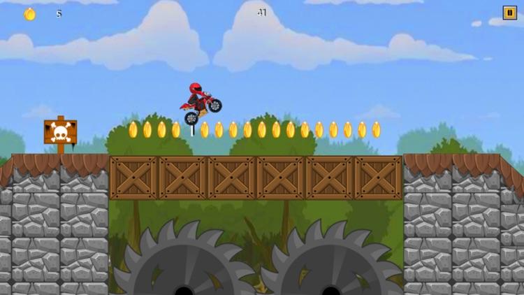 Moto Skill Racing screenshot-3