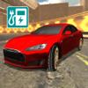 Psychotropic Games - 3D Electric Car Racing - EV All-Terrain Real Driving Simulator Game PRO artwork
