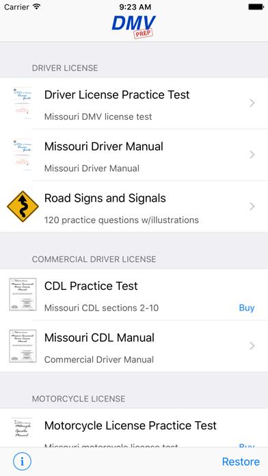 Top 10 Apps like Missouri Driver Test 2014 Dl Written Exam Prep for