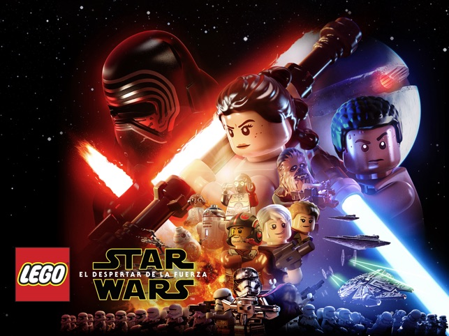 Lego Star Wars The Force Awakens En App Store