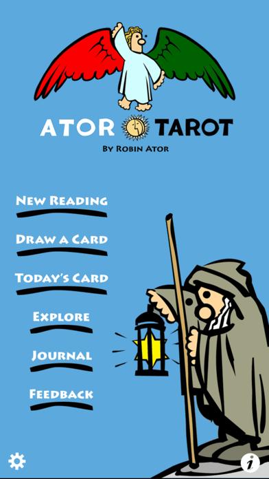 Ator Tarot-0
