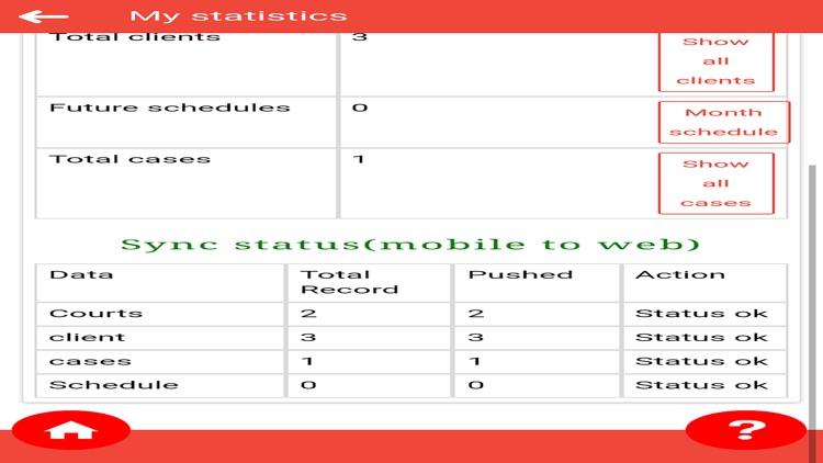 Advocate Diary & Case Management screenshot-3