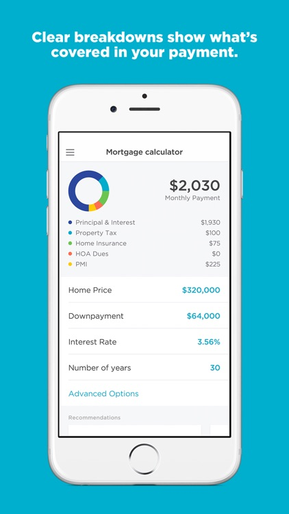 Mortgage Calculator by NerdWallet - Calculate Your Monthly Mortgage Payment screenshot-3