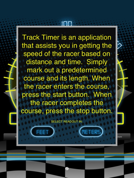 Track Speed Timer HD