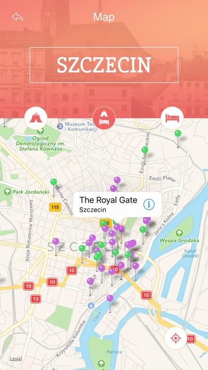 Szczecin Travel Guide screenshot-3