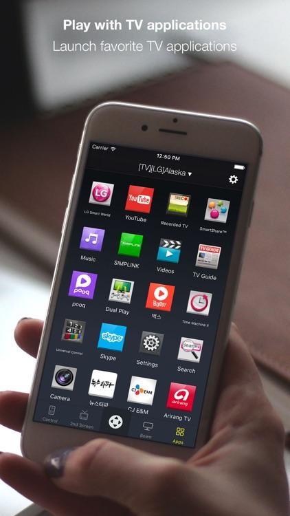 Smart Remote for LG Smart TVs screenshot-3