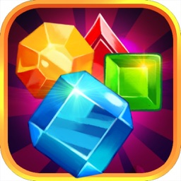 Jewels Deluxe: Puzzle Quest Mania