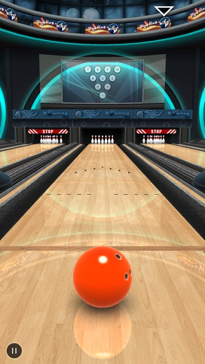 Bowling Game 3D HD screenshot-4