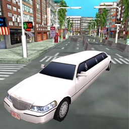 Real Limo Parking Simulator