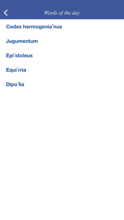 Greek and Roman Antiquities Dictionary screenshot-4