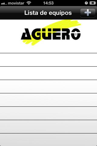 Grupo Aguero screenshot 2