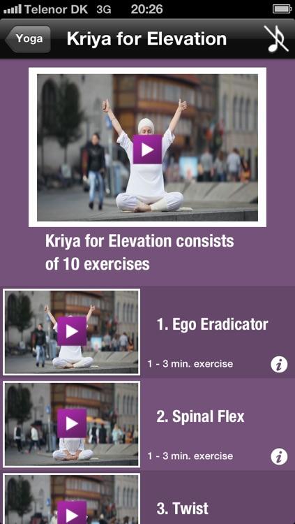 Kundalini Yoga screenshot-3