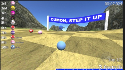 Sanic Ball screenshot one