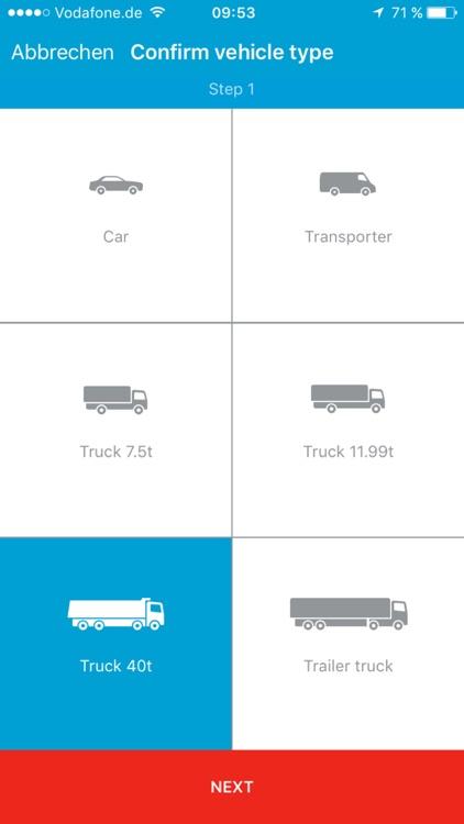 PTV Driver App