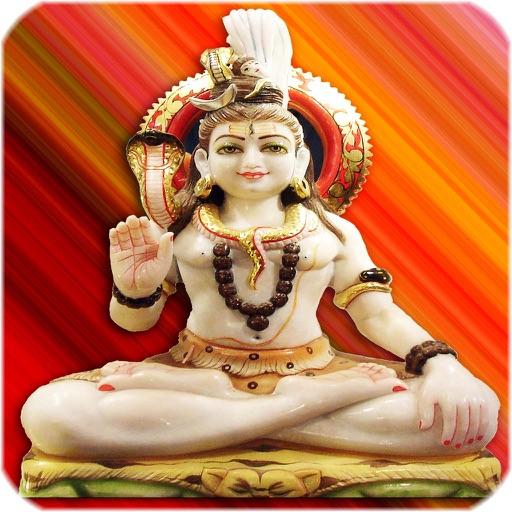 Lord Shiva Manta : 3D Book