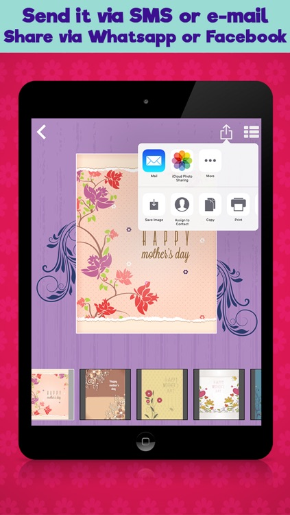 Mother's Day Cards & Greetings screenshot-3