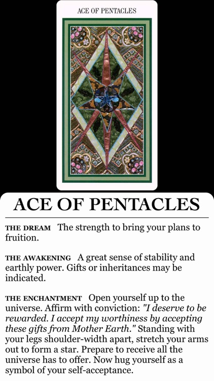 Enchanted Tarot screenshot-3